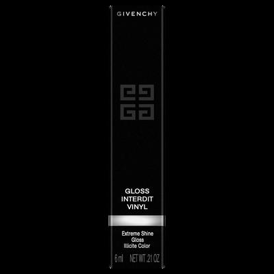 禁忌之吻漆光唇蜜 - GLOSS INTERDIT VINYL GIVENCHY - 伏特加 - P084701