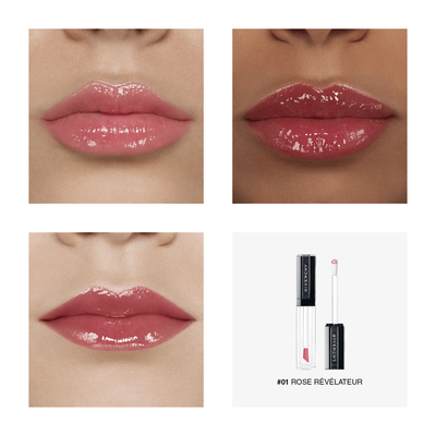 禁忌之吻漆光唇蜜 - GLOSS INTERDIT VINYL GIVENCHY - 伏特加 - P084701