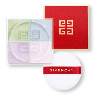 PRISME LIBRE - Mat-finish & enhanced radiance loose powder 4 in 1 harmony GIVENCHY - 慕斯淡彩 - P190089
